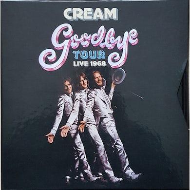 CREAM / GOODBYE TOUR: LIVE 1968 CD