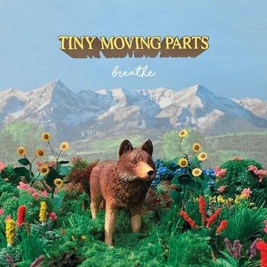 TINY MOVING PARTS BREATHE (GREEN VINYL) Vinyl Record