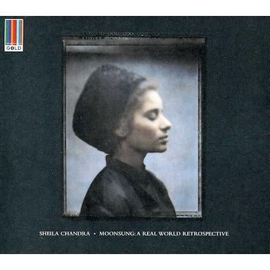 Sheila Chandra MOONSUNG: A REAL WORLD RETROSPECTIVE CD