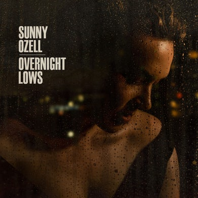Sunny Ozell OVERNIGHT LOWS (BLUE VINYL) Vinyl Record