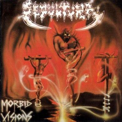 Sepultura MORBID VISIONS / BESTIAL DEVASTATION CD