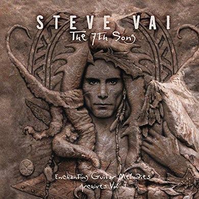 Steve Vai SEVENTH SONG CD