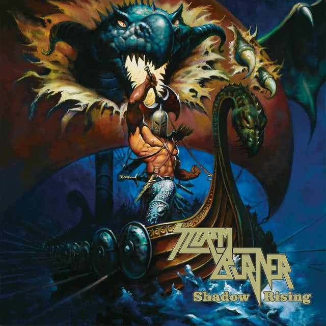 Stormburner SHADOW RISING Vinyl Record