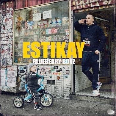 Estikay BLUEBERRY BOYZ CD