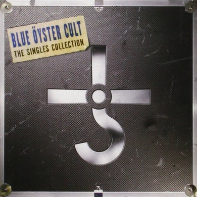 Blue Oyster Cult SINGLES COLLECTION CD