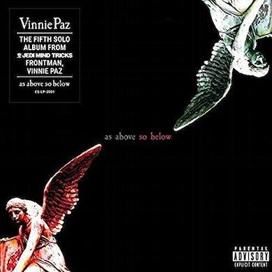 Vinnie Paz AS ABOVE SO BELOW CD
