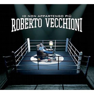 Roberto Vecchioni IO NON APPARTENGO PIU Vinyl Record