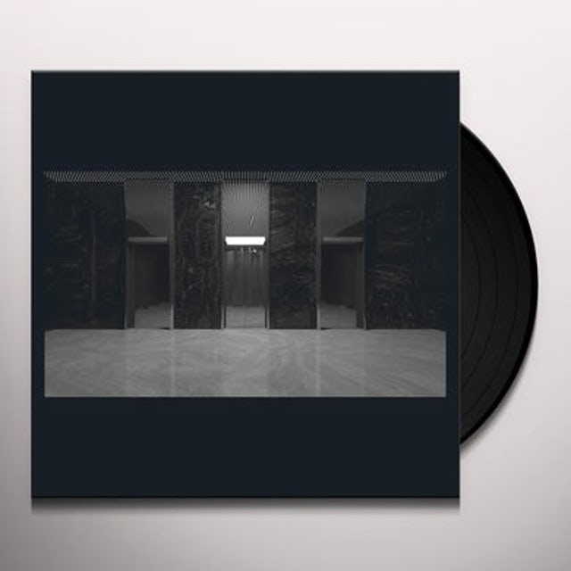 Clarice Jensen EXPERIENCE OF REPETITION AS DEATH Vinyl Record