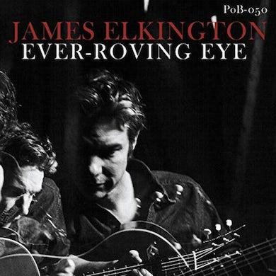 EVER-ROVING EYE (GREEN GLASS VINYL) Vinyl Record