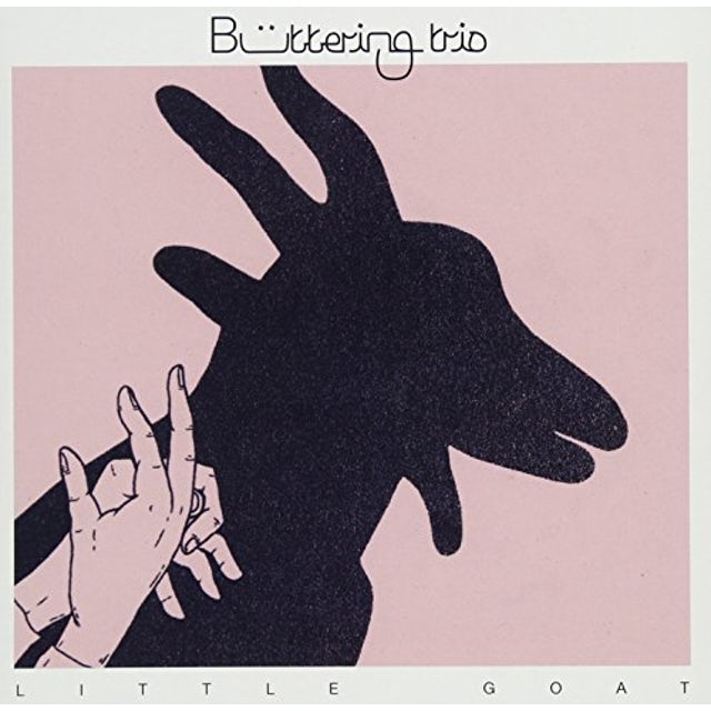 Buttering Trio LITTLE GOAT Vinyl Record
