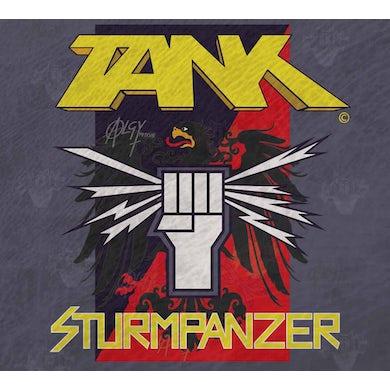 Tank STURMPANZER CD