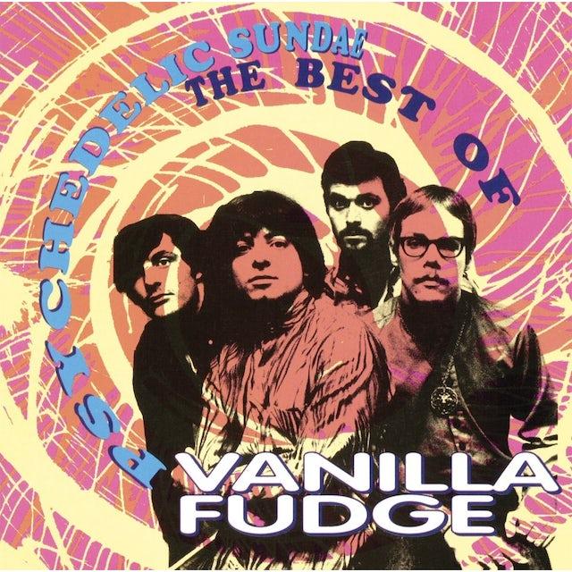 Vanilla Fudge PSYCHEDELIC SUNDAE: THE BEST OF Vinyl Record