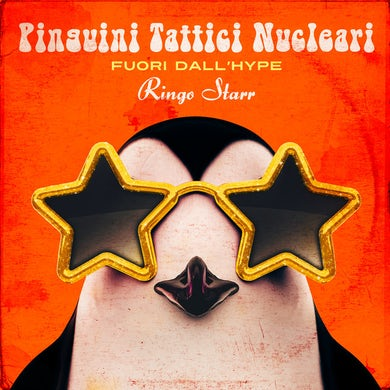Pinguini Tattici Nucleari FUORI DALL HYPE RINGO STARR CD