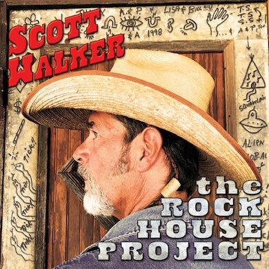 Scott Walker ROCK HOUSE PROJECT CD