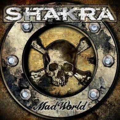 Shakra MAD WORLD CD