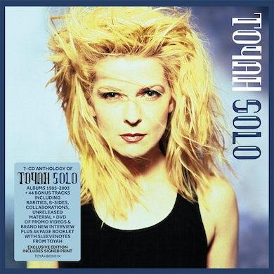 TOYAH: SOLO CD