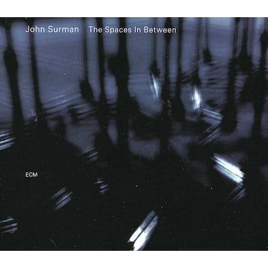 John Surman SPACES IN BETWEEN CD