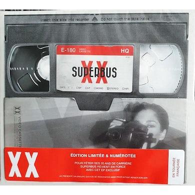 Superbus XX CD