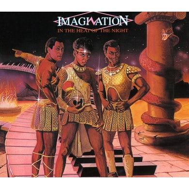 Imagination IN THE HEAT OF THE NIGHT CD