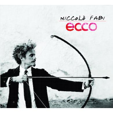 Niccolo Fabi ECCO CD