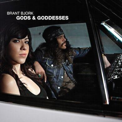 Brant Bjork GODS & GODDESSES CD