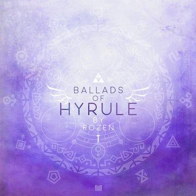 Rozen BALLADS OF HYRULE (DIG) CD