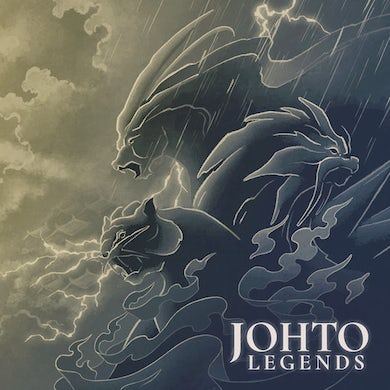 Braxton Burks JOHTO LEGENDS (MUSIC FROM POKEMON GOLD AND SILVE) CD