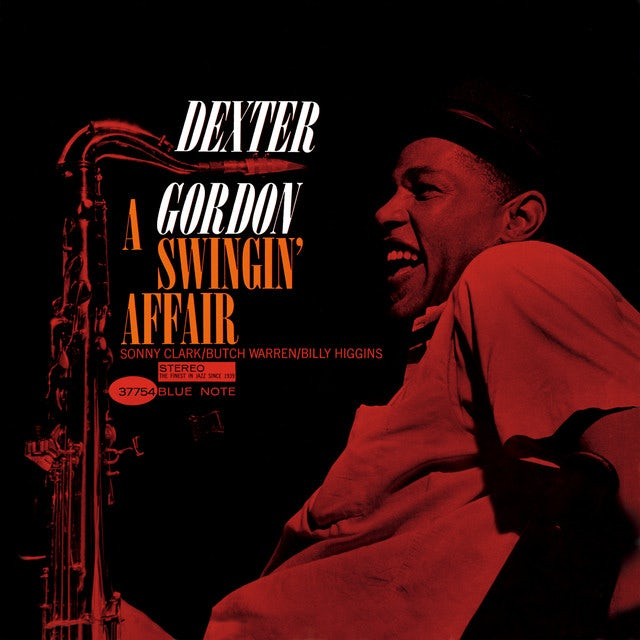 Dexter Gordon SWINGIN AFFAIR Vinyl Record
