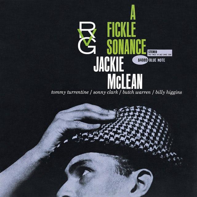 Jackie Mclean FICKLE SONANCE Vinyl Record