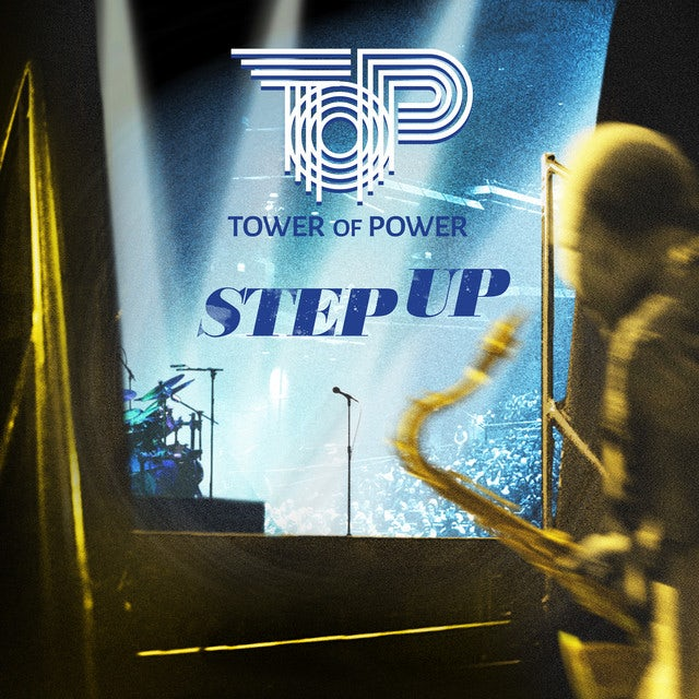 Tower Of Power STEP UP Vinyl Record