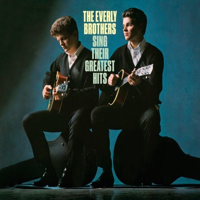 The Everly Brothers SING THEIR GREATEST HITS CD