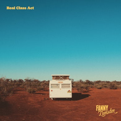 Fanny Lumsden REAL CLASS ACT CD