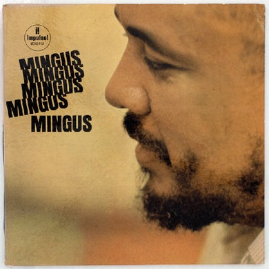 Charles Mingus MINGUS MINGUS MINGUS MINGUS MINGUS CD