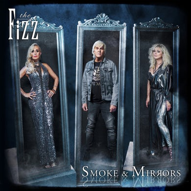 Fizz SMOKE & MIRRORS CD