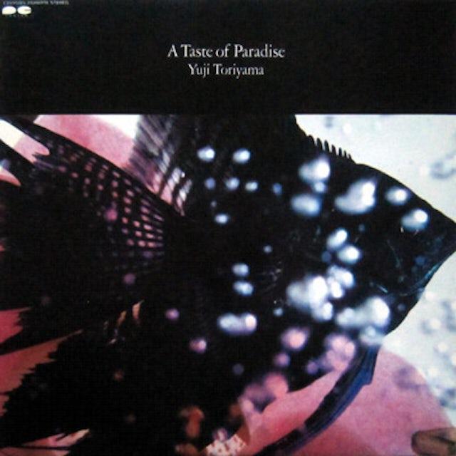 Yuji Toriyama TASTE OF PARADISE Vinyl Record