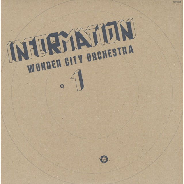 Wonder City Orchestra INFORMATION Vinyl Record