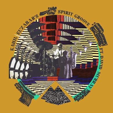 Kahil El'Zabar / David Murray KAHIL EL'ZABAR'S SPIRIT GROOVE FT. DAVID MURRAY CD