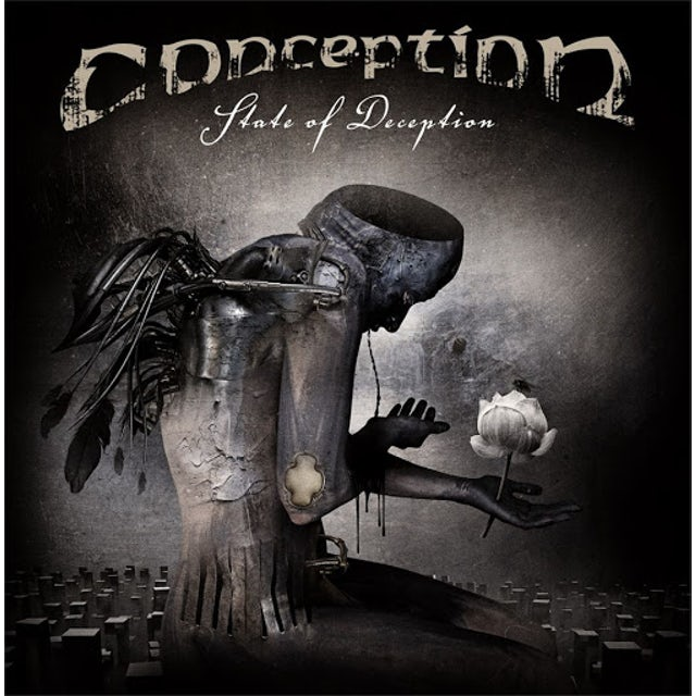 Conception STATE OF DECEPTION Vinyl Record