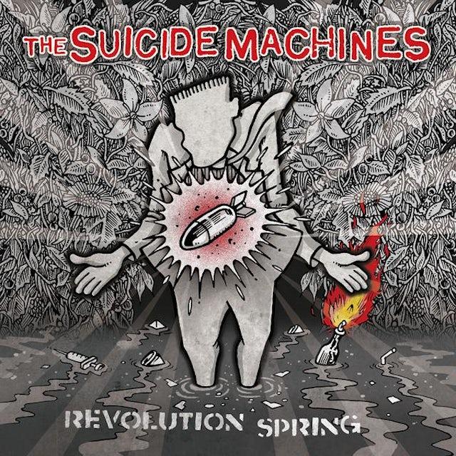 Suicide Machines REVOLUTION SPRING Vinyl Record