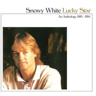 Snowy White LUCKY STAR: AN ANTHOLOGY 1983-1994 CD