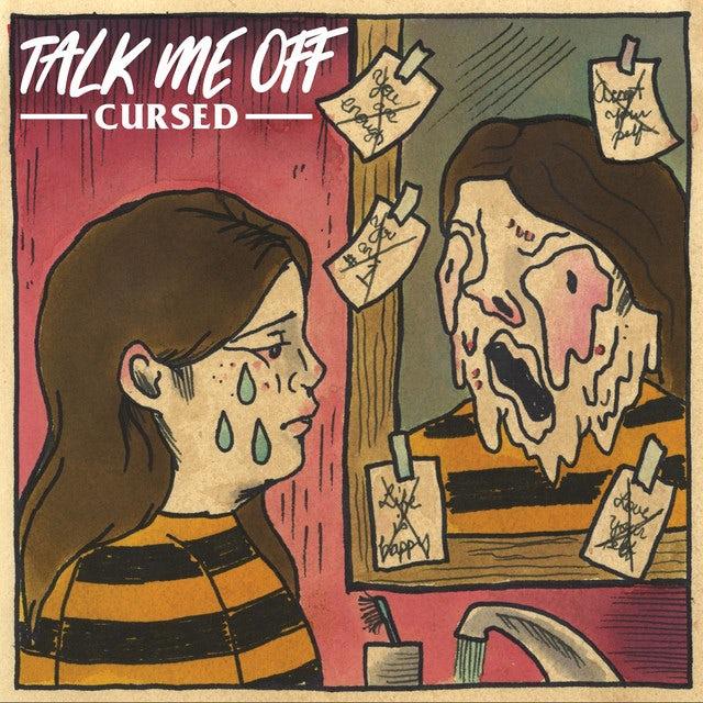 Talk Me Off CURSED Vinyl Record