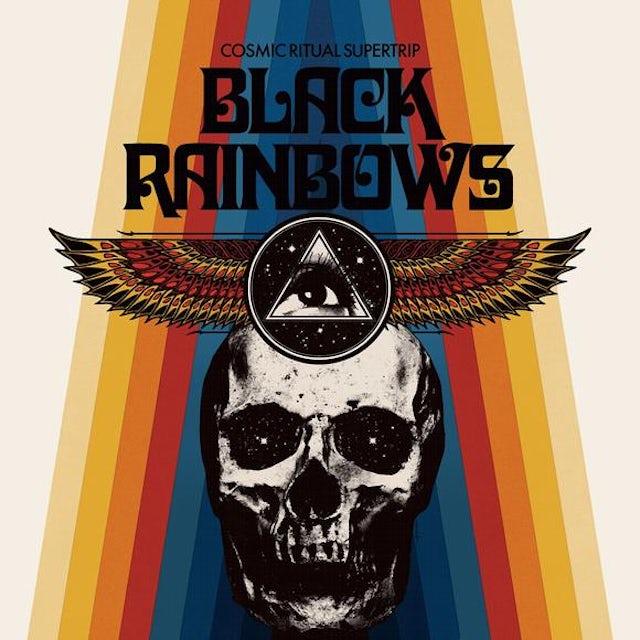 BLACK RAINBOWS COSMIC RITUAL SUPERTRIP Vinyl Record