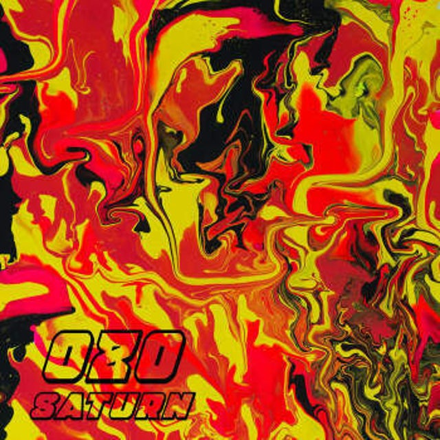 Ozo SATURN Vinyl Record