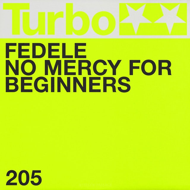 Fedele NO MERCY FOR BEGINNERS Vinyl Record