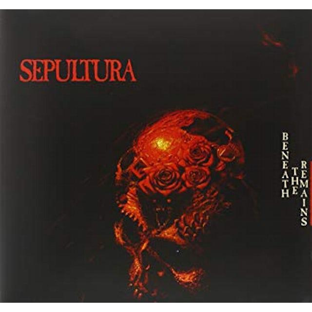 Sepultura BENEATH THE REMAINS Vinyl Record