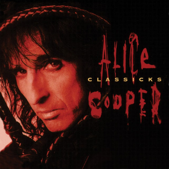 Alice Cooper CLASSICKS Vinyl Record