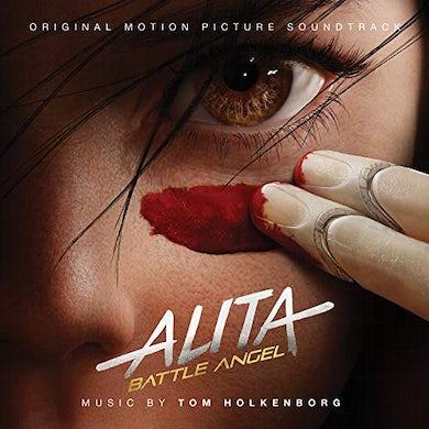 Tom Holkenborg ALITA: BATTLE ANGEL / Original Soundtrack Vinyl Record