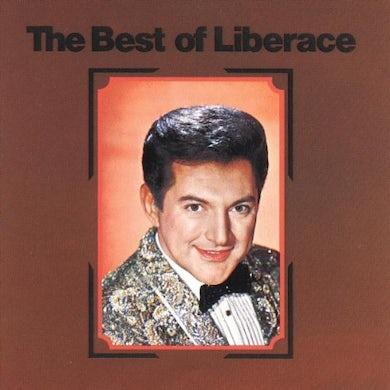BEST OF LIBERACE CD
