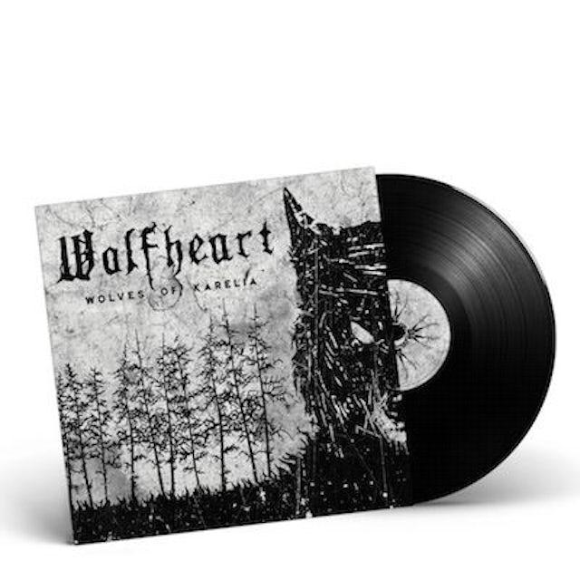 Wolfheart WOLVES OF KARELIA Vinyl Record