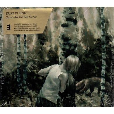 Kurt Elling SECRETS ARE THE BEST STORIES CD
